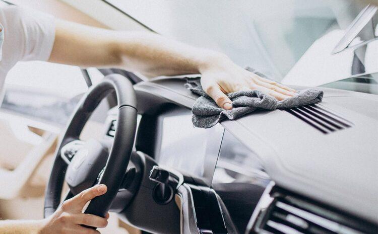 Mofo no carro: Descubra como eliminar com precisão e manter o seu veículo bem higienizado